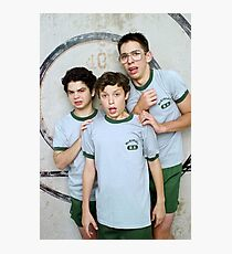 Freaks and Geeks GEEKS Photographic Print