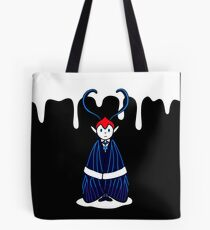 Mothboy Dracula Tote Bag