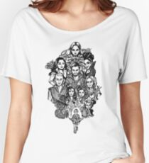 Heroes of Storybrooke Women's Relaxed Fit T-Shirt