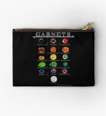 Garnets! Collection Studio Pouch