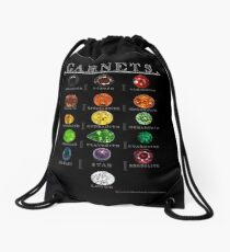 Garnets! Collection Drawstring Bag