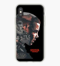 stranger - be there. Such permanence is terrifying. iPhone Case