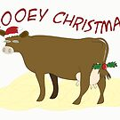 Mooey Christmas by Diana-Lee Saville