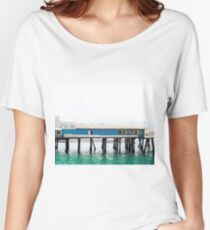Crab Shack Women's Relaxed Fit T-Shirt