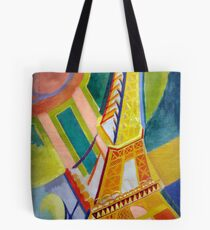 "Robert Delaunay ""Tour Eiffel"", 1926 Tote Bag"