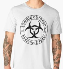 ZOMBIE RESPONSE TEAM  Men's Premium T-Shirt