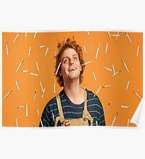 It's Raining Cigarettes  Poster
