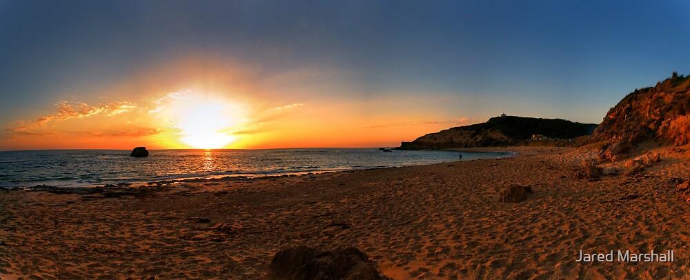 Sorrento Sunset by Jared Marshall