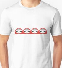 Daruma Tee - Basic Row Unisex T-Shirt