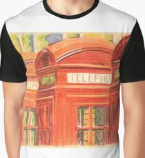 Teleph, Telepho Graphic T-Shirt