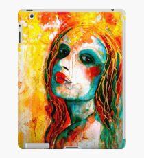 Zoe` iPad Case/Skin