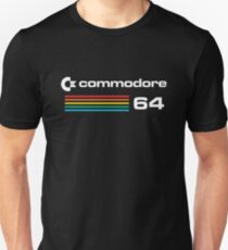 commodore - To entirely finish is water entering water. Unisex T-Shirt