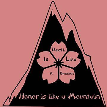 Death in Honor by ShadowBlade524