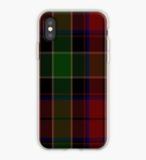 00359 Waterford Tartan  iPhone Case