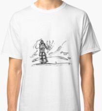 Inktober - day 10 GIGANTIC Classic T-Shirt