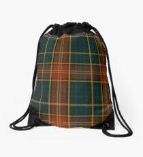 00352 Roscommon County District Tartan  Drawstring Bag