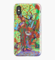 Apogee of an Apricot Tree iPhone Case