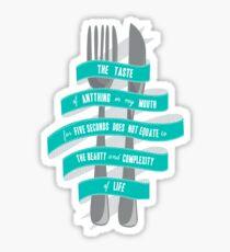 Complexity Sticker