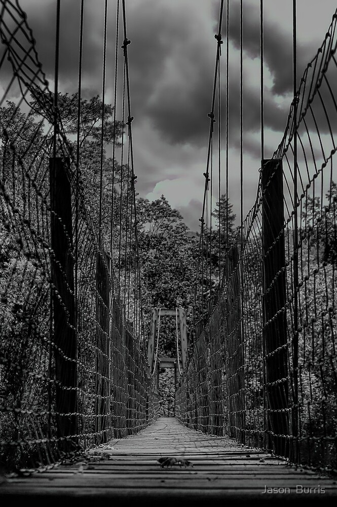 Swinging Bridge by Jason  Burris