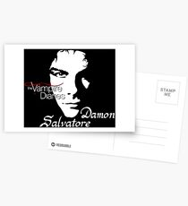 Mr Salvatore Postcards