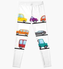 Cars Leggings