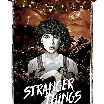 Show Me About Stranger Thing You Find Under Your Bed by vincemaryann
