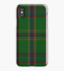 00344 Westmeath District Tartan  iPhone Case/Skin