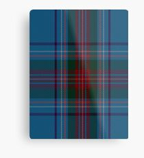 00339 Louth County District Tartan Metal Print