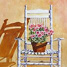 Grandma's Old Chair by Ann Nightingale