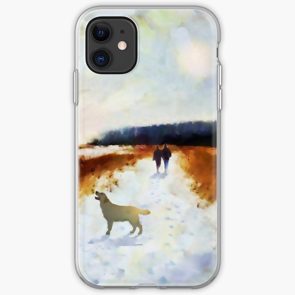 Broadland walk  iPhone Case & Cover