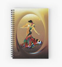 La Fiesta  Spiral Notebook