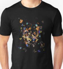 Alexander mcqueen skull Unisex T-Shirt