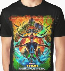 "Thor ""Ragnarok"" Graphic T-Shirt"