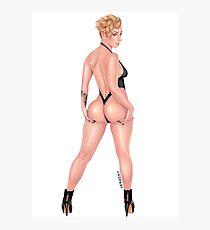 Jada Stevens ( Booty ) © XERACX Photographic Print