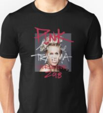PINK BEAUTIFUL TRAUMA Unisex T-Shirt