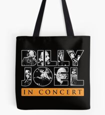 Billy in Concert Tote Bag