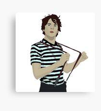 Jesse Eisenberg SNL Canvas Print