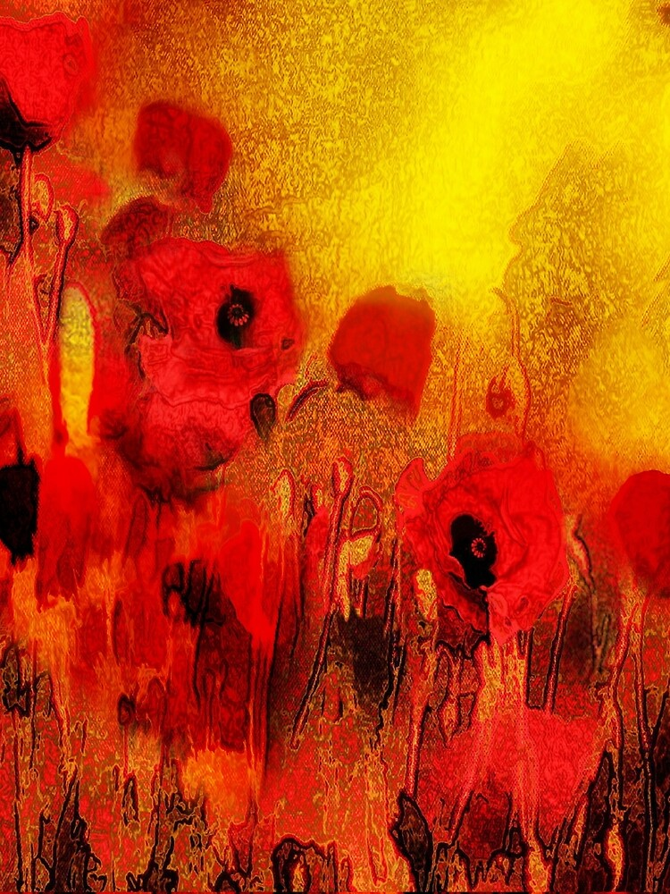 Poppy reverie  by valzart