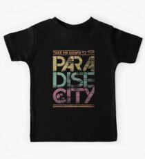 Paradise city Kids T-Shirt