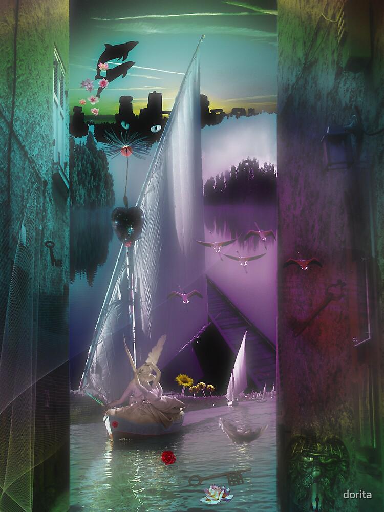 Mondi Infiniti - Borderless Worlds  by dorita