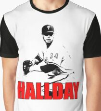 Young winner Roy Halladay Graphic T-Shirt