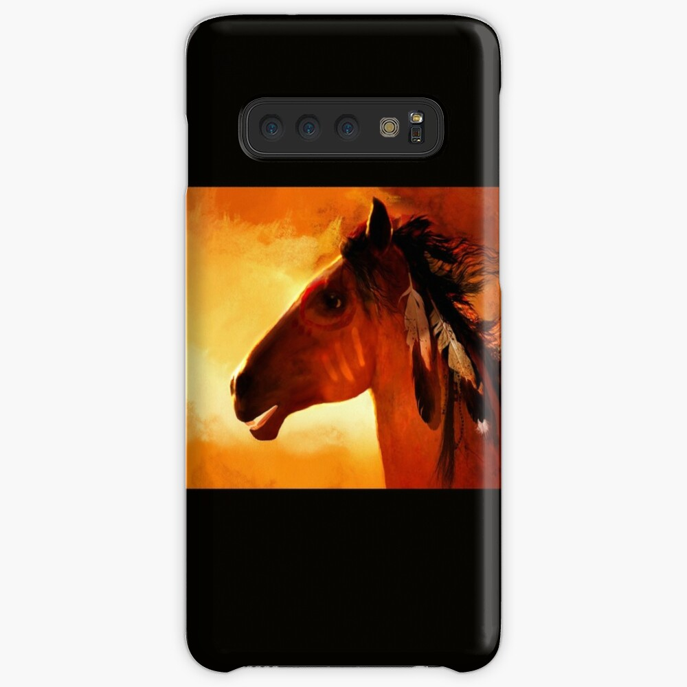 Apache  Case & Skin for Samsung Galaxy
