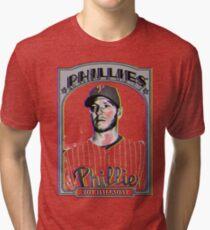 P Always For Roy Halladay Tri-blend T-Shirt