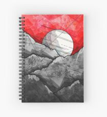 The Grey Rocks Spiral Notebook