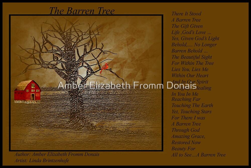 The Barren Tree ... by Amber Elizabeth Fromm Donais