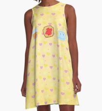 cute breakfast A-Line Dress