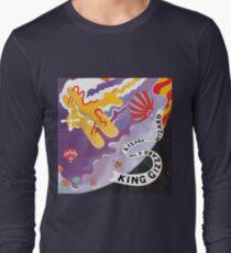 King Gizzard & The Lizard Wizard - Lonely Steel Sheet Flyer Long Sleeve T-Shirt