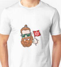 Hipster Holiday invitation T-Shirt