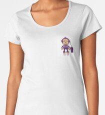 Monkey Funny Women's Premium T-Shirt