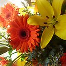 *Bouquet a gift from Grandson* by EdsMum